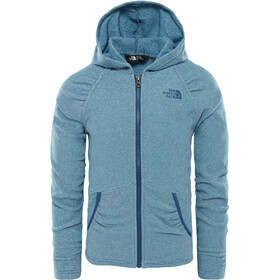 The North Face Mezzaluna Jas Kinderen blauw